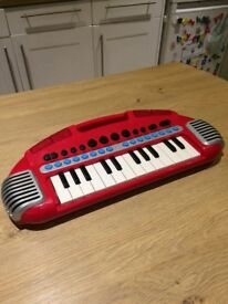 ELC children's keyboard.