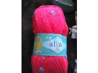 Alize Baby Flower Yarn