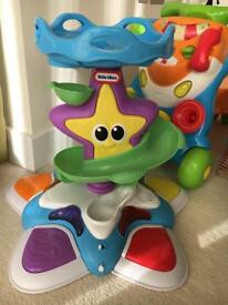 Little tikes stand n dance starfish