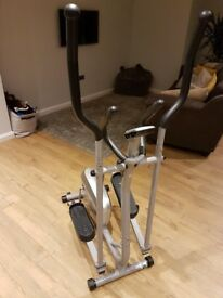 Gym Equipment, Charles Bentley Elliptical Cross Trainer, Fitness Trainer