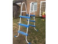 4ft pool ladder