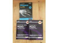 A Level Physics books