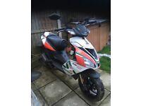 Aprilia sr 50cc 2011