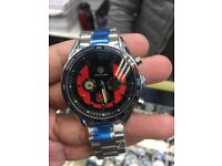Mens Tagheuer Watches New heavy & automatic