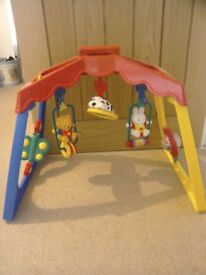 Early learning centre multi gym