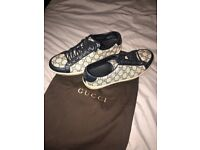Gucci trainers not bad condition