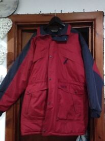 Men's regatta coat