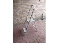 Aluminium Step Ladder (3 steps)