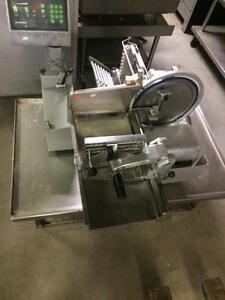 Bizerba full automatic slicer