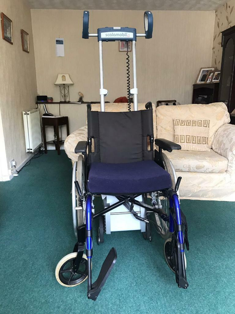 Wheelchair electric stair climber | in Bridge of Don, Aberdeen | Gumtree