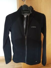 Columbia Womens Zip Up Fleece - size XS