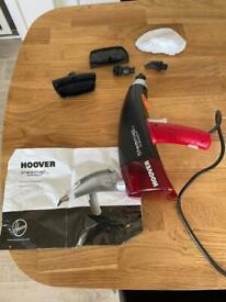 Hoover hand held steam cleaner
