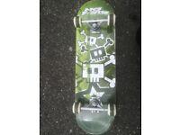 """No Fear"" Skateboard"