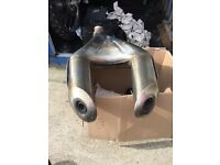 KTM SUPERDUKE 990 2010 OEM exhaust end can
