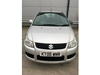 Suzuki SX4 1.6 Cheapest Around!