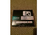 Fujifilm a180 digital camera