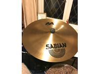 "Sabian AA Chinese 18"" Cymbal - NEW MINT UNUSED"