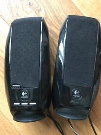 Logitech pc speakers s150