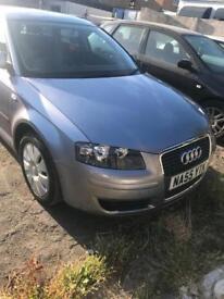 Audi a3 1.6 petrol manual