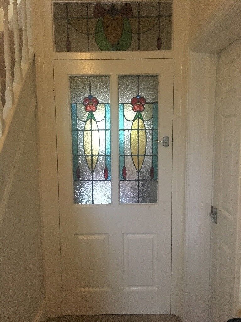 Internal Stain Glass Door In Pontarddulais Swansea Gumtree