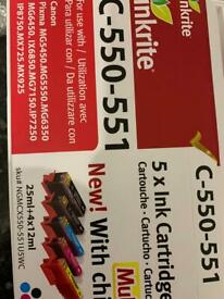 Canon ink - lots FREE