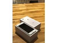 Silver iPhone 8 64gb unlocked