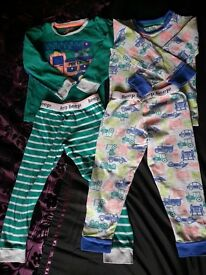 Age 3 to 4 yrs marks and spencers pjs