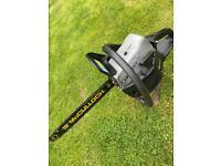 "McCulloch Petrol chainsaw VGC 18""bar serviced sharpened garden lawnmower trimmer mower chain saw"