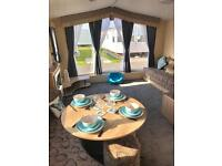 IMMACULATE 2012 DOUBLE GLAZED AND CENTRAL HEATED 3 BEDROOM STATIC TOWYN NORTH WALES