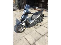 Piaggio Beverly ST350 66reg £3995 low miles