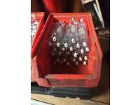 Large selection of light bulbs