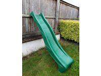 7ft green slide