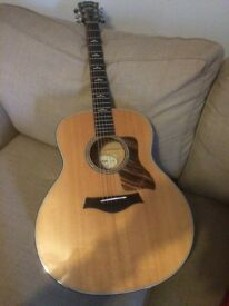Taylor 618e First Edition Acoustic Guitar