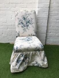 Vintage French style nursing chair great condition