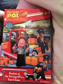 Postman pat puzzle game