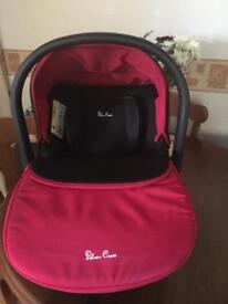 Silver cross simplicity car seat 0-13 kg