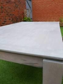 John Lewis Asha Dining Table (As New)