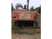 1997 Atlas 1304 rubber duck