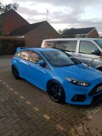 massive spec Ford focus RS 2017 375BHP prime example all mountune extras