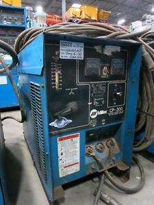 MILLER CP300 Welder