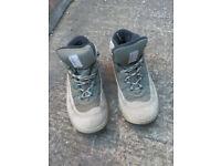 Quechuo ( Decathlon) ladies walking boots, size 7