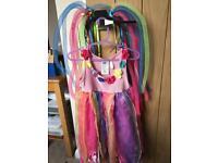 Fairy dressing up with light up headband age 2-3yrs