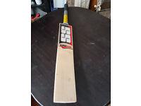 Powerful Cricket BaPowerful Cricket Bat 9 Grains 2.7 Pound 41mm EDGE TOP ENGLISH Willow MONSTOr