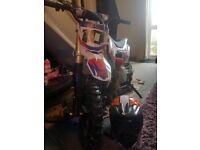 motorcross/dirt bike