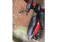 Sym symply 50cc 4stroke 09Reg Mo-Ped not mini moto quad pitbike ktm kx cr