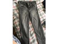 Grey jeans size 16R