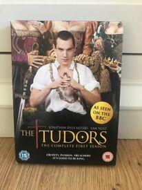 Tudors first season