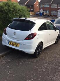 Vauxhall corsa 1.2 limited edition low mileage (a/c)
