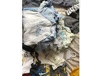 Job lot baby items