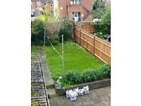 1 double bedroom in shared house